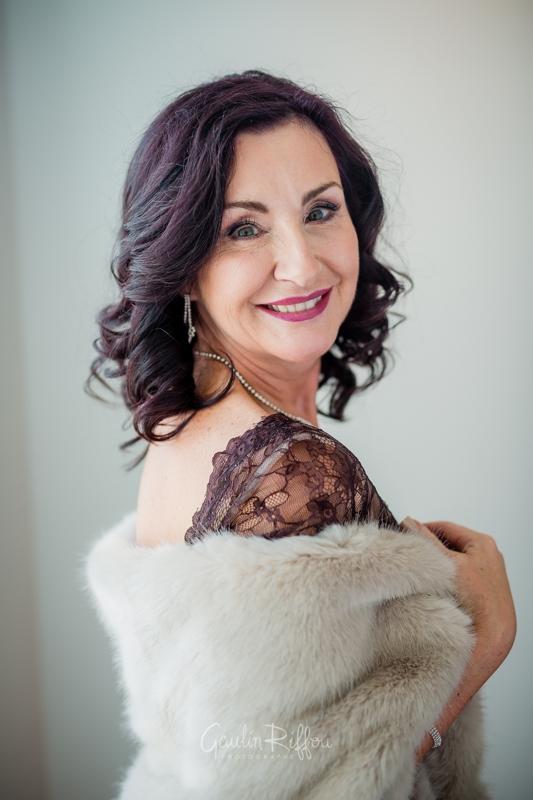 Maquilleuse et coiffeuse pour mariage a Quebec